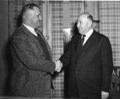 Ott Romney and Martin J Eggert