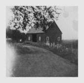 Barn on the Mel Perkuhn farm, Topeka, Kansas