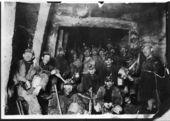 Miners at mine #14, Scranton, Kansas