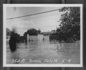 Flood in Topeka, Kansas