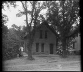 George Bell residence, Lawrence, Kansas