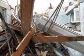 Tornado damage, Greensburg, Kansas