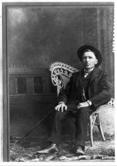 Volga German pioneer, Ellis, Kansas
