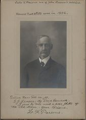 Luke F. Parsons