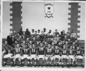 Boswell Junior High School football team, Topeka, Kansas