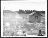 Atchison, Topeka and Santa Fe Railway Company depot, Bradford, Kansas