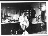 Barbershop, Paxico, Kansas