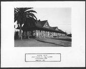Atchison Topeka and Santa Fe Railway Company depot, Anaheim, California