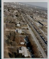 Tractorcade, Topeka, Kansas