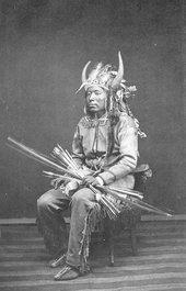 Comanche Indian