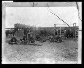 Stockyards, Minneola, Kansas
