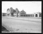 Atchison, Topeka and Santa Fe Railway Company depot, San Bernardino, California