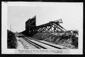 Atchison, Topeka & Santa Fe Railway coal chute, Manchester, Oklahoma