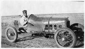 Race car in Logan County, Kansas