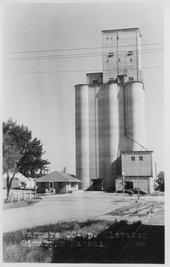 Farmers Co-op elevator, Cimarron, Kansas