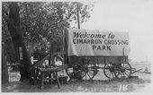 Cimarron Crossing Park, Cimarron, Kansas