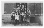 Students, Cimarron, Kansas
