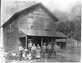 S. Coker General Merchandise store, Monticello, Johnson County, Kansas