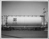 Atchison, Topeka & Santa Fe Railway Company hopper car