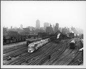 Atchison, Topeka & Santa Fe Railway Company's Chief, Chicago, Illinois