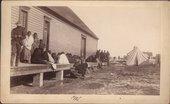 Battle of Wounded Knee and Pine Ridge, South Dakota