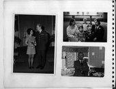 Stephen Hurd Smith family photograph albums, Topeka, Kansas