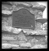 DAR markers at Ottawa Indian Burial Grounds, Kansas