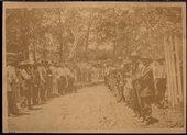 Group of men, Empire City, Kansas