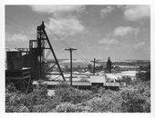Mining scenes, Treece, Kansas