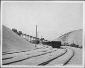 Mining scene in Treece, Kansas