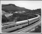 Atchison, Topeka & Santa Fe Railway Company's Super Chief, Raton Pass