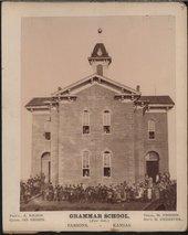 Public school in Parsons, Kansas