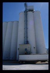Marion grain elevator, Marion, Kansas