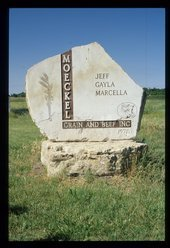 Jeff and Gayla Moeckel, Plevna, Kansas