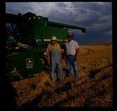 Ray and Linda Crumbaker, Brewster, Kansas