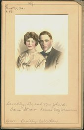 John R. and Minnie Brinkley