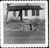 Ralph and Keturah Prickett's home in Alta Vista, Kansas