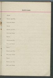 Bert Floyd Rathbun journal