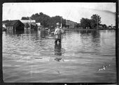 Flood in Bentley, Kansas