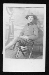 Louis Sampler, World War I soldier