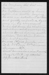 Gladwyn Mills Saunders, World War I soldier
