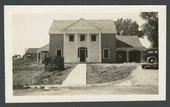 Karl Menninger's homes in Topeka, Kansas