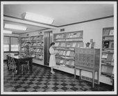 Medical records library, Menninger campus