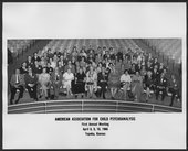 American Association for Child Psychoanalysis first annual meeting in Topeka, Kansas