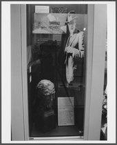 Exhibits in the Menninger museum, Topeka, Kansas