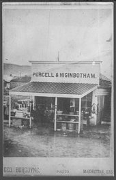 Purcell & Higinbotham store in Manhattan, Kansas