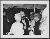 Karl Menninger, M.D., celebrating his 80th birthday