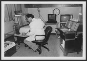 Sleep disorders lab at Menninger Clinic in Topeka, Kansas