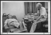 Biofeedback research and treatment at the Menninger Clinic, Topeka, Kansas