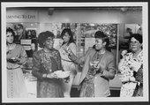 Nurses' Day Reception at Menninger Clinic in Topeka, Kansas